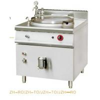 Quality 150L Commercial Natural Gas Electric Soup Kettle ZH-RO100 For Kitchen Equipments for sale