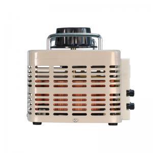 AC Single Phase TDGC2J-3K Analog Meter Display Voltage Regulator Manufactures