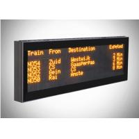 Led Traffic Signs P4 / P5mm SMD  / Outdoor LED Advertising Video Sign Board Manufactures