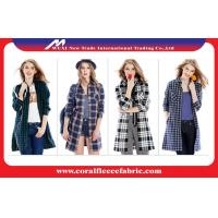 Outdoor Cotton Spring Casual Womens Long Trench Coat In Europe And America Manufactures
