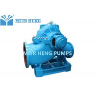 Portable Centrifugal Water Pump Double Suction High Efficiency 3 Phase Manufactures