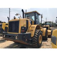 China 2018 Year Used Wheel Loader Caterpillar 966H 8825*2960*3590mm on sale