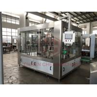 China Mineral Water Bottle Filling Machine 3 In 1 With Lubricate System on sale