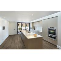 Ready to assemble modern lacquer whole cupboard kitchen cabinet Manufactures