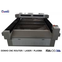 Gray Color Laser Metal Cutting Machine with Ruida Control System 1300mm x 2500mm Manufactures