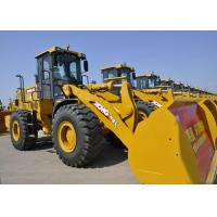 China Compact Truck Loader With LNG Weichai Engine , 5t 3CBM Bucket  XCMG Tractor Front End Loaders on sale