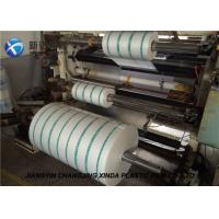 Virgin Material Dust / Moisture Resistant PE Clear Film Rolls Polyethylene Plastic Film Manufactures