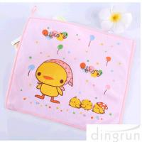 Buy cheap Supper soft Pure Cotton Customized Face Wash Towel Eco-friendly from wholesalers