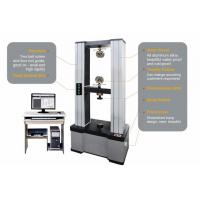 Belt Stretch Electronic Universal Testing Machine XWW-100KN 100kn Max Force Manufactures