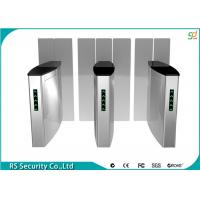 High Grade Speed Gate Turnstile Aimed At Intelligent Managent Sliding Barrier Manufactures
