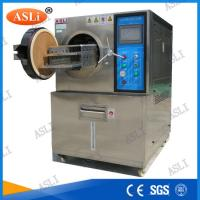 HAST Pressure Accelerated Aging Chamber 70 to100%RH with High Temperature Oven Manufactures