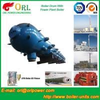 Petrochemical Industry Solar Boiler Mud Drum With High / Low Pressure Manufactures