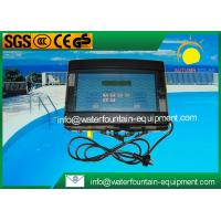 Pool Controller Automatic Pool Dosing Systems 3 In 1 With ORP Sensors / Dosing Pumps Manufactures