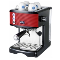 Home Stainless Steel 1.7L Drip Coffee Maker Machine Manufactures