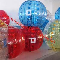 Quality football inflatable body zorb ball full body football football inflatable body for sale