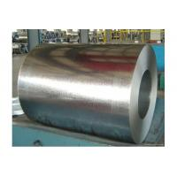 ASTM , JIS GB / T - 12754 - 2006 Hot Dipped Galvanized Steel Coil For Boiler Plate Manufactures