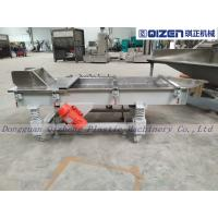 Large Process Capacity Square Vibratory Screen Separator Sieve Machine Manufactures