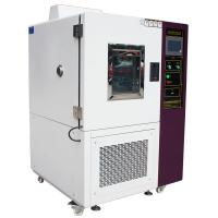Lab Testing Equipment Temperature Humidity Testing Chamber Shock Impact Environmental Rapid Change Test Chamber Manufactures