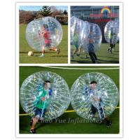 Inflatable Bumper Ball Plastic Sports Games Inflatable Body Suit(CY-M2727) Manufactures