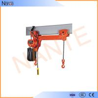 5 Ton Electric Chain Hoist Low Headroom Electric Hoist With High Strength Shell Manufactures