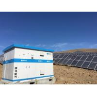 Epoxy Resin Insulation Prefabricated Substations For Wind Farm High Enviroment Adaptability Manufactures