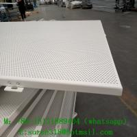 fabric perforated acoustic wall panel for banquet hall decoration Manufactures