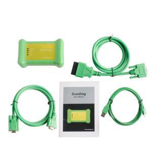 Scan Diag Box Standard Kit scandiag Manufactures
