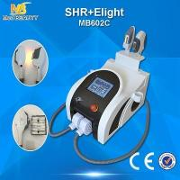 SHR IPL Hair Removal Beauty Equipment High quality and factory price shr of white and black color Manufactures