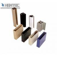 OEM Aluminum Window Extrusin Profiles With Finished Mchining Manufactures
