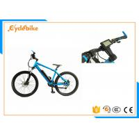 China Alloy Type 36v Electric Road Bike , Strong E Bike Electric Bicycles For Adults on sale