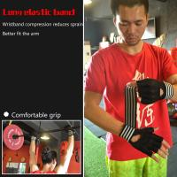 sports guantes de fitness half finger hand gloves best  cycling gloves for men guantes de fitness Manufactures