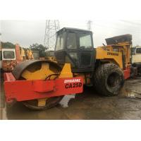 Buy cheap Vibration Second Hand Road Roller , Dynapc CA25 Rollers For Heavy Equipment from wholesalers