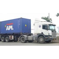 Export Container Transportation-Liquid Sodium Methoxide of Rocket Chemical Manufactures