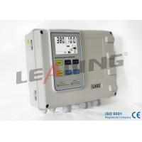 China AC380V/50HZ Duplex Pump Controller , 3 Phase Water Pump Controller Build In Function Switch on sale