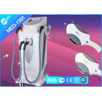 China Multi Treatments SHR + Elight IPL System Hair Removal Machine RF Frequency 1 Mhz on sale
