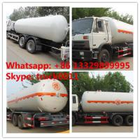 2017s best price dongfeng 20,000L bulk lpg gas truck for sale, hot sale 10tons domestic lpg gas tank truck Manufactures