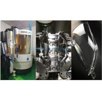 Durable Plastic Auto Parts Mould , 5 Axis Machined Car Head Lamp Lens Manufactures