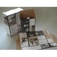 Custom Made 7 * 5 * 2 Inch Recycled Printed Paper Corrugated Box For Packaging Manufactures