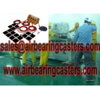 Air casters are transport moving tools Manufactures