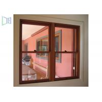Quality Vertical Sliding Aluminium Alloy Windows , Maximum Sash Height 1090mm for sale