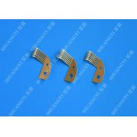 Custom Battery Electrical Crimp Terminals Lug Type Copper High Precision Manufactures