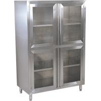 Quality Silver Stainless Steel Catering Equipment for Hotel , Upright Food Storage for sale
