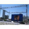P3.91 Rental LED Display MBI5252IC 3840Hz 500*500mm/500*1000mm Die-casting Cabinet For Concert High Strength Suspension Manufactures