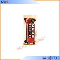 Industrial Handheld Wireless Hoist Remote Controller For Crane F21 - E2M - 8 Manufactures
