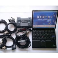 Mercedes Benz C3 Mb Star Diagnostic Tool With Dell D630 Laptop Benz Multi-languages Diagnostic tool Manufactures