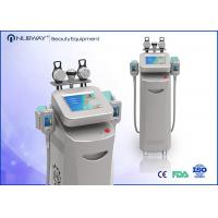 Buy cheap Product name:Hot sale 2 freeze handles cryolipolysis slimming fat cooling from wholesalers