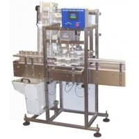 Fast Wine Bottle Screw Capping Machine / Powerful Automatic Cap Sealing Machine Manufactures