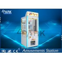 Small Crane Game Machine , Coin Pusher Claw Vending Machine Manufactures