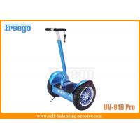 Brush DC Motor Electric Chariot Scooter with CE Approved Two Wheels UV-01D Manufactures