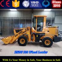 1.5 Ton small front end loader class loader for sale Manufactures